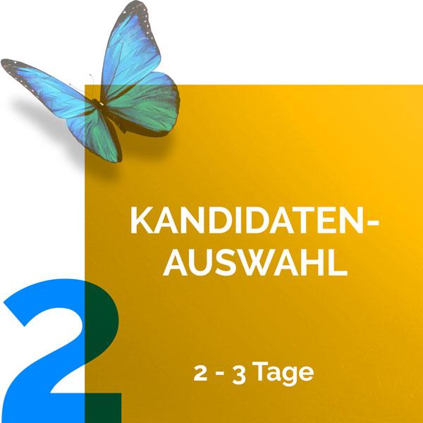 Kandidatenauswahl