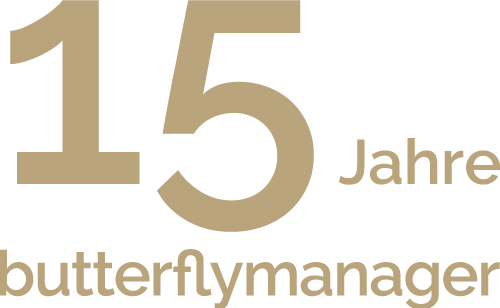 15 Jahre butterflymanager