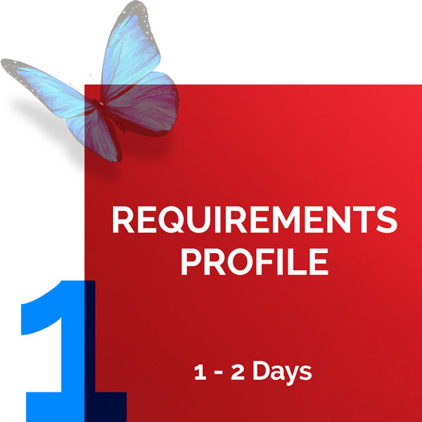 Requirements Profile