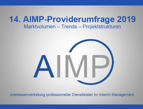 14. Providerumfrage 2019