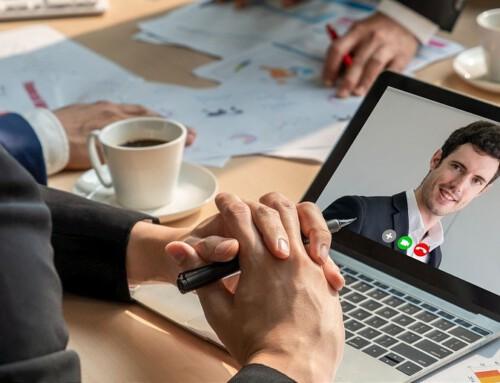 Unschlagbar schnell, Kosten sparend und hochwertig im Ergebnis: Video-Interviews mit Interim Managern